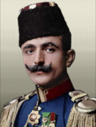 Portrait Enver Pasha