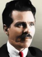 Portrait Kaiserreich Nestor Maknho