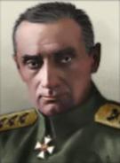 Portrait Kaiserreich Kolchak