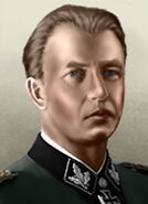 Portrait real hermann fegelein hoi iv