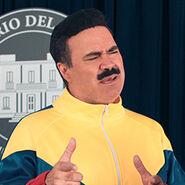 Maduro cuerpo de élite