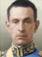 Portrait Argentina Eduardo Lonardi