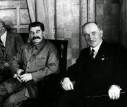 Stalin-benes