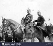Emperor-wilhelm-ii-and-helmuth-von-moltke-during-a-manoeuvre-1911-CPHY52