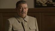 Stalin calm
