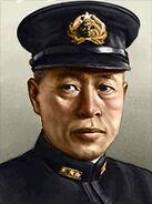 Portrait Japan Isoroku Yamamoto
