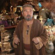 Gérard Jugnot como Ali Babá