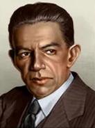Portrait Panamá Harmodio Arias Madrid