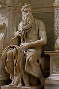 200px-'Moses' by Michelangelo JBU140
