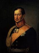 800px-Friedrich Wilhelm III., König von Preußen (unbekannter Maler)