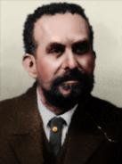 Portrait CNT Alejandro Lerroux Garcia
