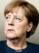 Portrait Germany Angela Merkel