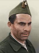 Portrait CNT Durruti Dumange
