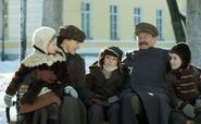 Stalin y su familia