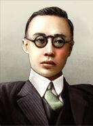 Portrait ManchuriaO Henry Pu Yi