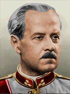Portrait Hungary Geza Lakatos
