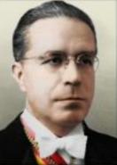 Portrait Bol Victor Paz Estenssoro