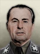 Portrait Belgium LEON DEGRELLE