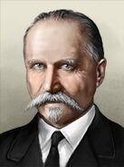 Portrait Finland Kyosti Kallio