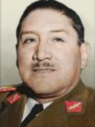 Portrait Bolivia Enrique Peñaranda