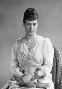 Maria Feodorovna of Russia 1890