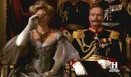 Wilhelm y augusta victoria en houdini