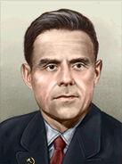 Portrait Soviet Generic 1
