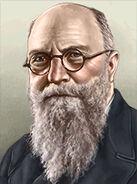 Portrait Denmark Thorvald Stauning