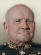 Portrait Tyumen Ivan Konev