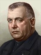 Portrait Slovakia Jozef Tiso