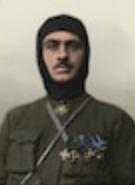 Portrait Garegin Nzhdeh