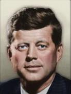 Portrait USA JFK