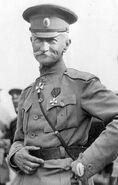 Brusilov Aleksei in 1917