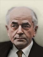 Portrait Germany Albert Speer authdem