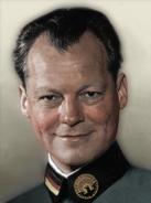 Portrait Germany Willy Brandt