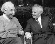 Ben-Gurion Einstein-1952
