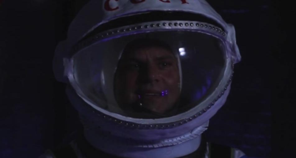 Vladímir Komarov