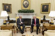 1024px-Donald Trump and Pedro Pablo Kuczynski in the Oval Office, February 24, 2017