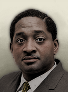 Portrait Guyana Forbes Burnham