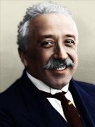 Portrait CNT Niceto Alcala Zamora