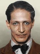 Portrait Colombia Jorge Eliecer