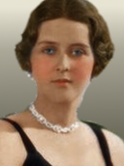 Retrato de Cecilia de Grecia de Hearts of Iron IV