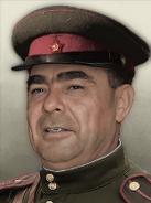 Portrait Svobodnyy Organ Leonid Brezhnev