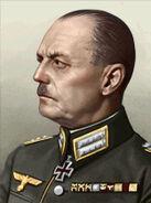 Portrait Germany Gerd von Rundstedt