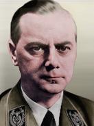 Portrait Alfred Rosenberg