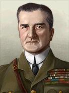 Portrait Hungary Miklos Horthy