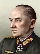 Portrait Germany Erwin von Witzleben