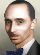 Portrait Javier Borbon y Parma