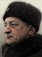 Portrait MIR Mikhail Tukhachevsky
