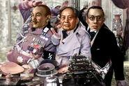 Los tres chinos chiflados